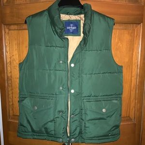 Green Vest by Old Navy